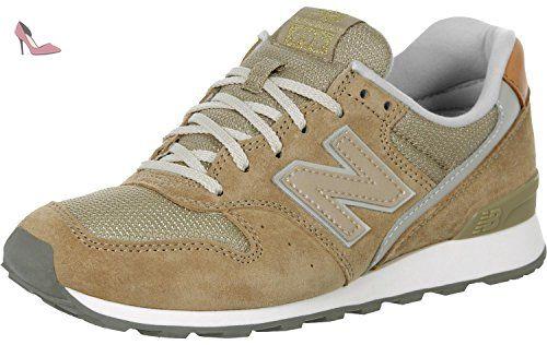 New Balance WR996 W chaussures 6,5 beige - Chaussures new balance (*Partner-Link)