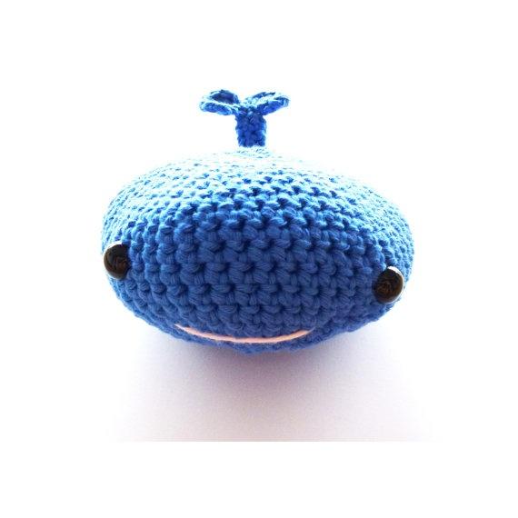 Crochet Whale.