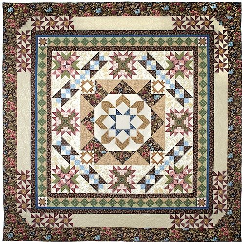 Storytellers Block Of The Month By Denice Lipscomb