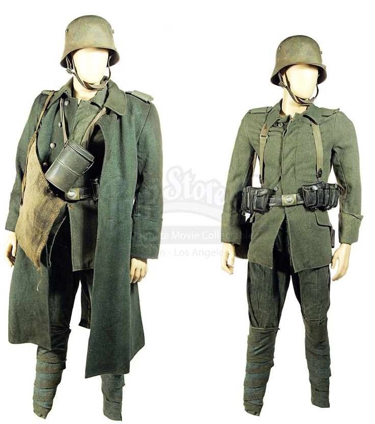 German Infantry 1918 Trenches Uniform 2 | Movιe prop ...
