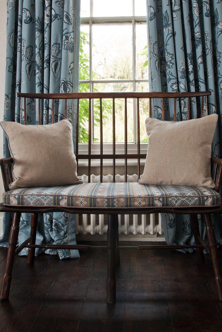 CELENDIN fabric curtains