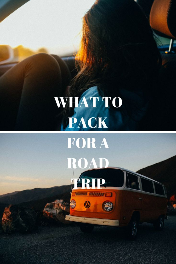 #ad What to Pack For a Road Trip #FisherNutExactly | honeyandbirch.com