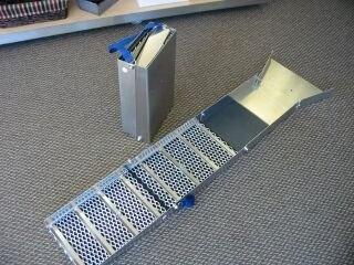 Folding Backpack Sluice Box By Royal Http Www Amazon Com Dp B003dvehc0 Ref Cm Sw R Pi Dp Tmxlrb07ez7a Gold Panning Kit Gold Prospecting California Gold Rush