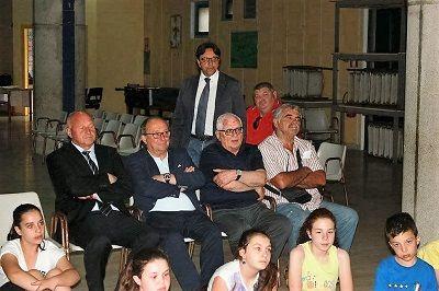 Campobasso presentazione attività estive: presente il sindaco Battista