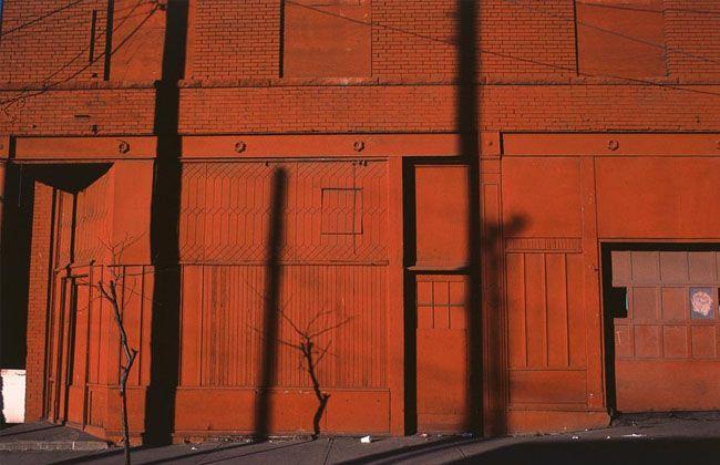 Harry Callahan - Red Sun