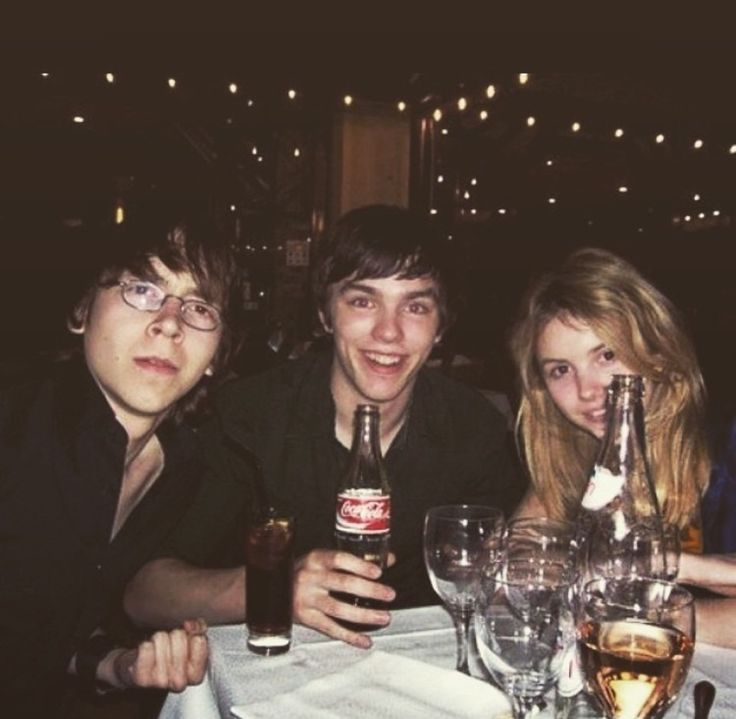 Sid, Tony and Cassie