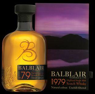 Balblair 1979 Whisky from Whisky Please.