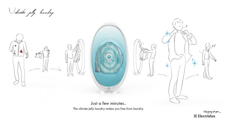 Vibrate jelly laundry - Stage - Visual Development
