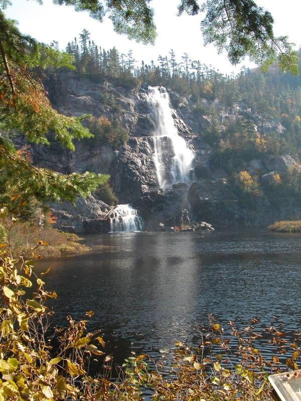 Bridal Veil Falls, Agawa Canyon Park, Ontario, Canada