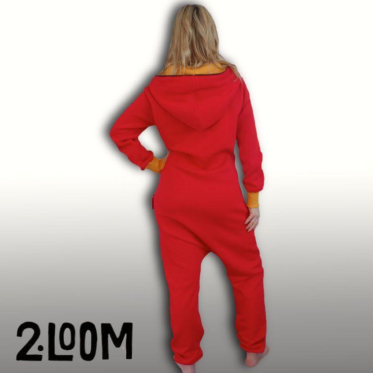 Basic   kırmızı & sarı. 149.00TL. Jumpsuit.