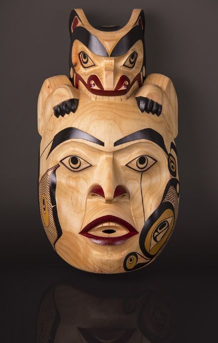 Prince of Wolves Shawn Aster  Tsimshian