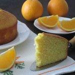 Torta soffice all'arancia – Ricetta semplice