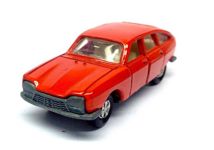 Majorette | 200 Series | Citroen GS | Model Cars | hobbyDB