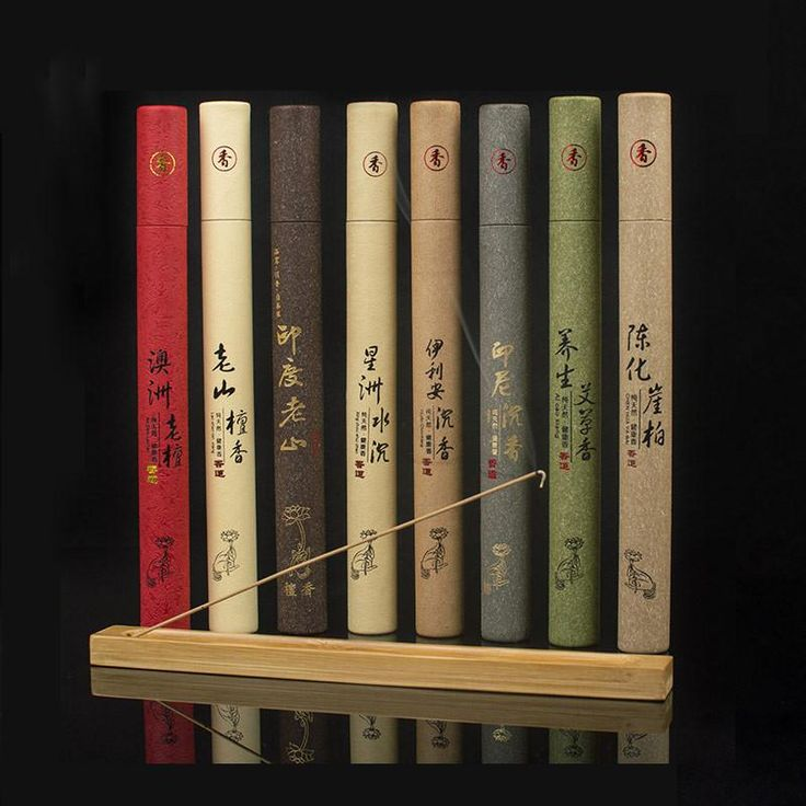 Incense Sticks - 5 Assorted Scents