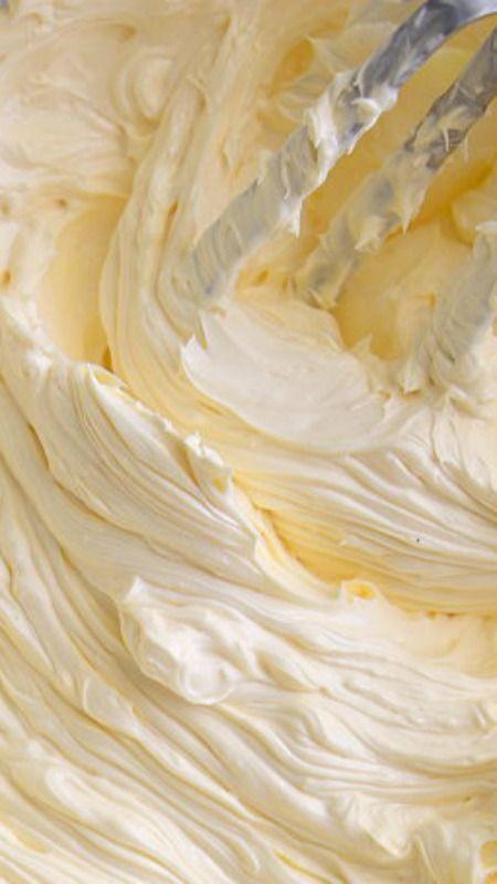 French Buttercream Recipe