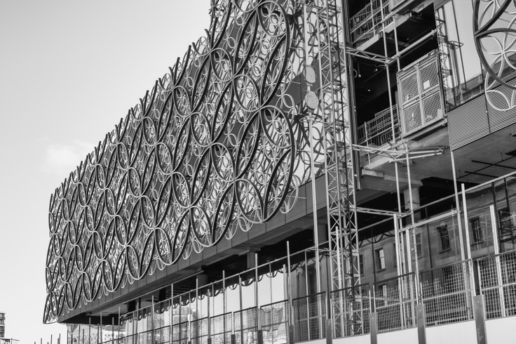 Birmingham's new Central Library
