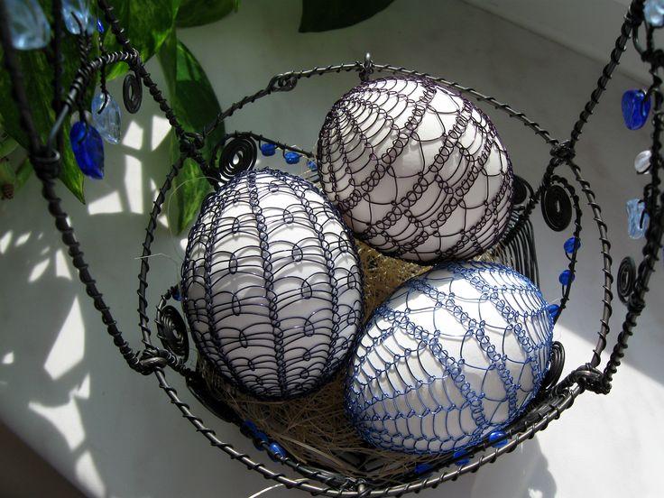 Drátované Velikonoce