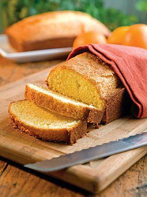 Orange Bread | Recipe