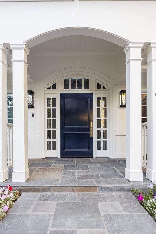 best 25 navy front doors ideas on pinterest blue front doors exterior door colors and front. Black Bedroom Furniture Sets. Home Design Ideas