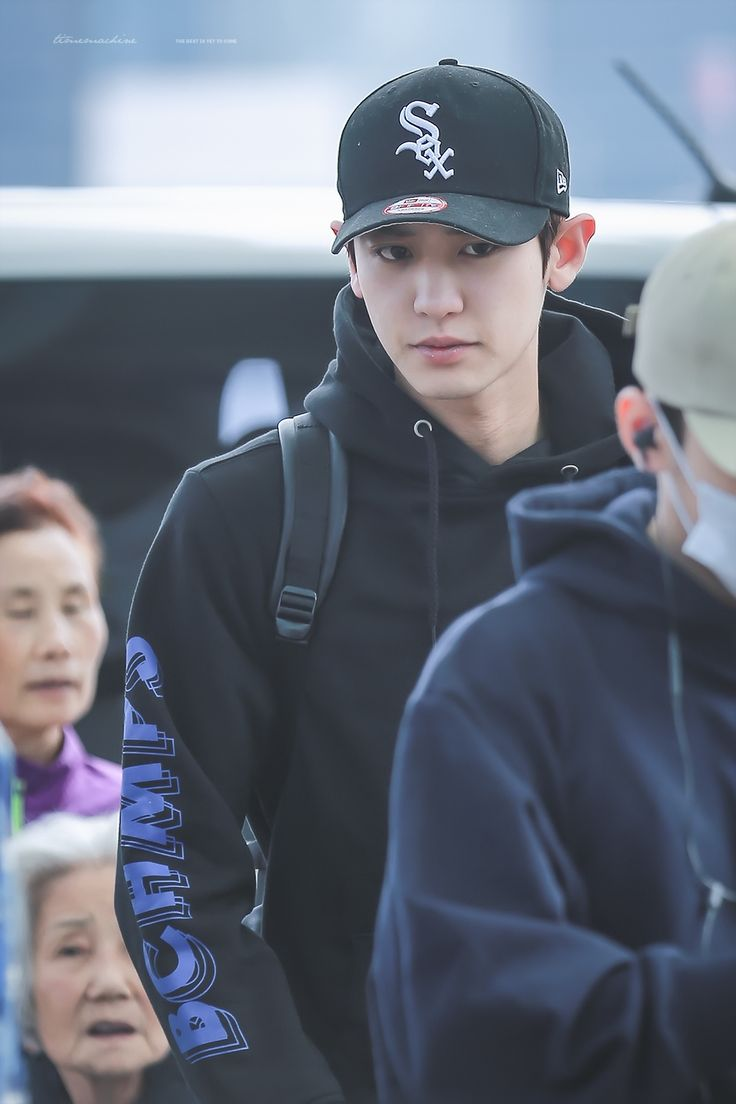 You Look Me Oppa? #CHANYEOL #EXO