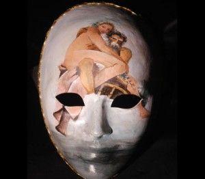 M19 Volto con dipinto Maschera Mask