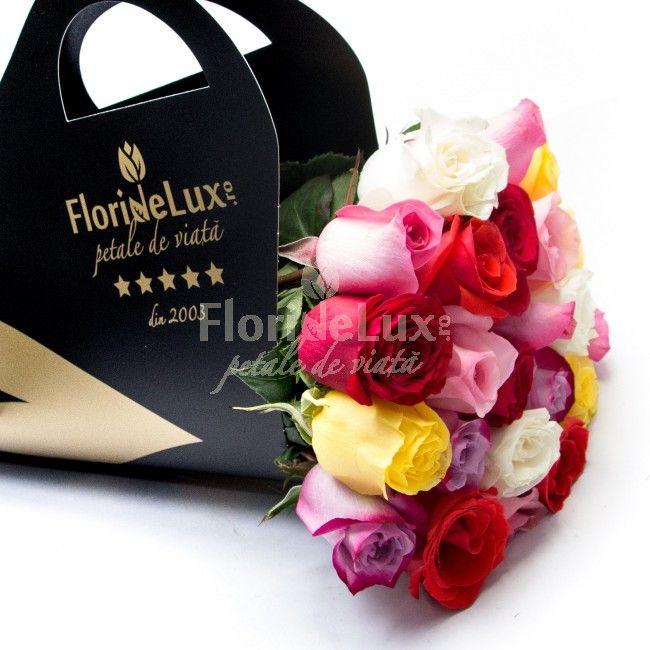 Trandafiri speciali, proaspeti si parfumati, pentru zile mohorate de toamna?! DA, VA ROG!! ^_^ https://www.floridelux.ro/trandafiri-multicolori-de-lux.html