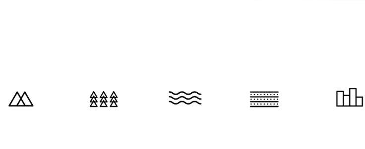 rhoeco | product range icons