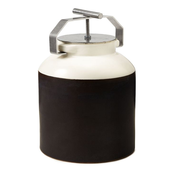 STONEWARE COMPOST CONTAINER | compost bin, pot | UncommonGoods