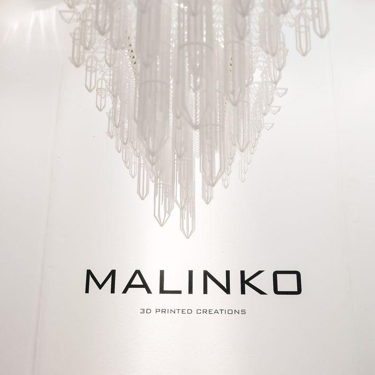 MALINKO Design's centrepiece at London Design Fair 2017