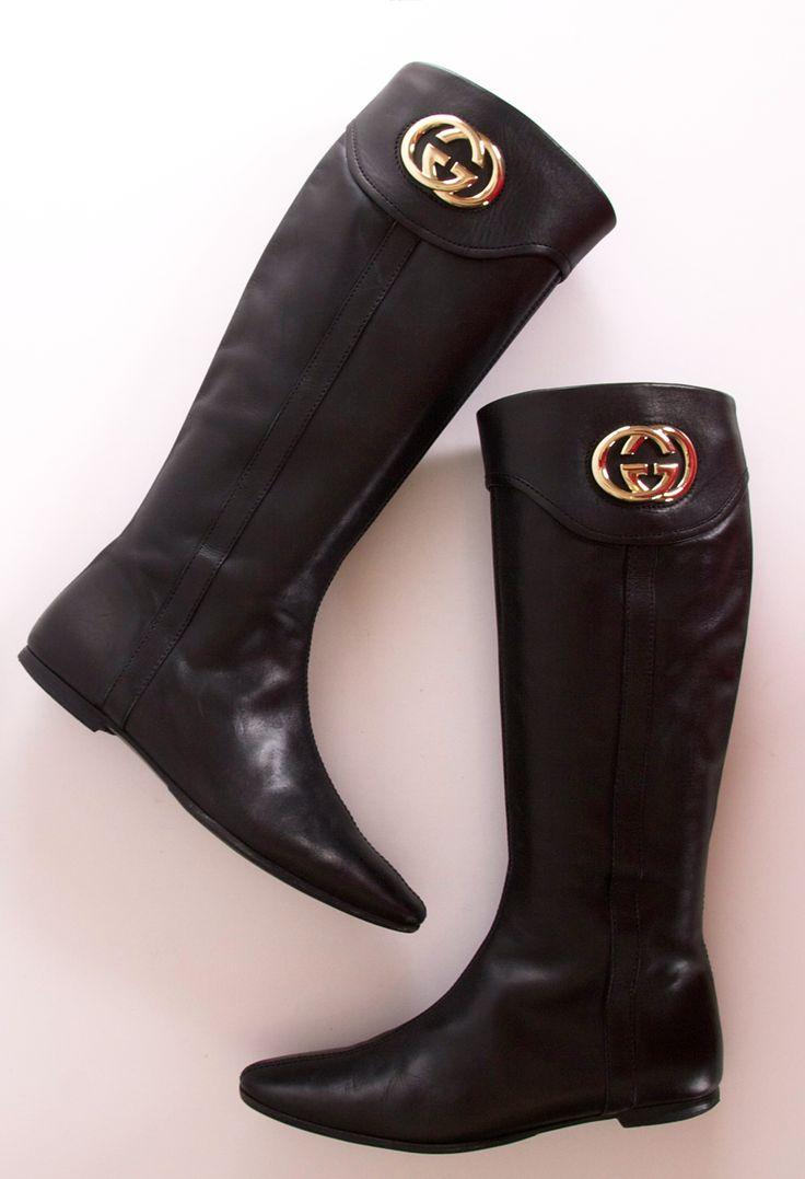 GUCCI BOOTS @Michelle Flynn Flynn Coleman-HERS http://bigideamastermind.com/newmarketingidea?id=moemoney24