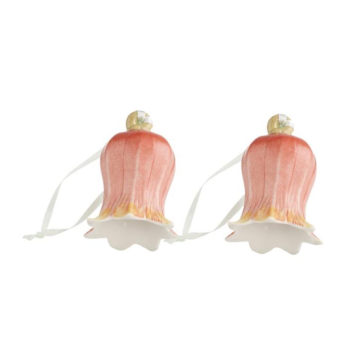 Villeroy & Boch, 'Mini Flower Bells' - Tullip, red