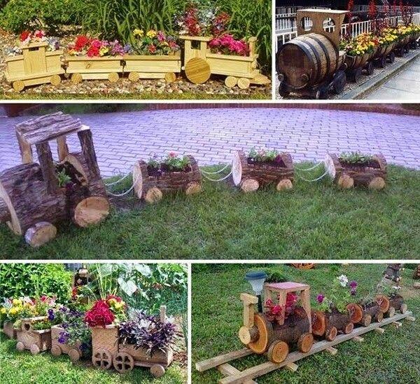 ideas para jardin y casa - Ideas Para Jardines