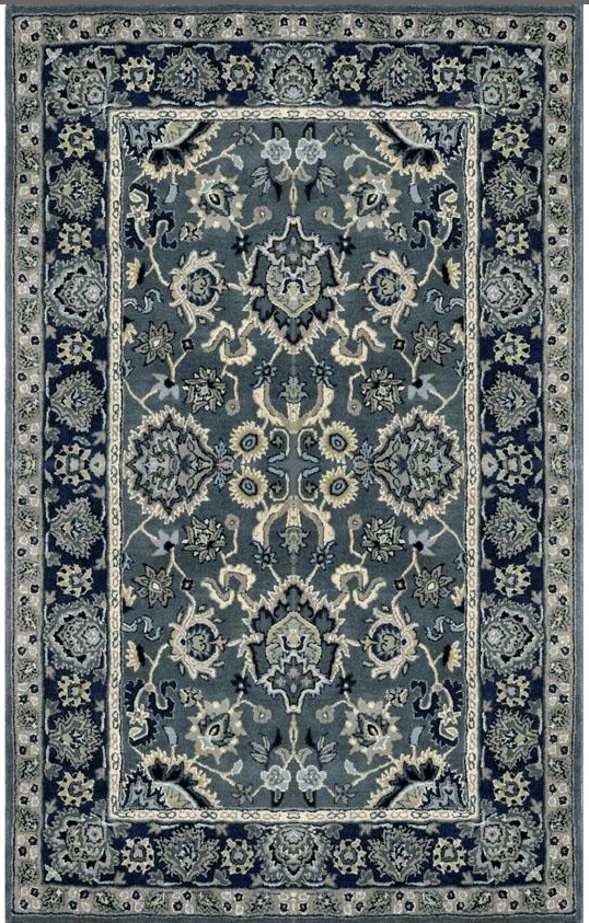 Dining room ?  The Olivia Area Rug from Home Decorators Collection is beautifully ornate with colors that match modern palettes.