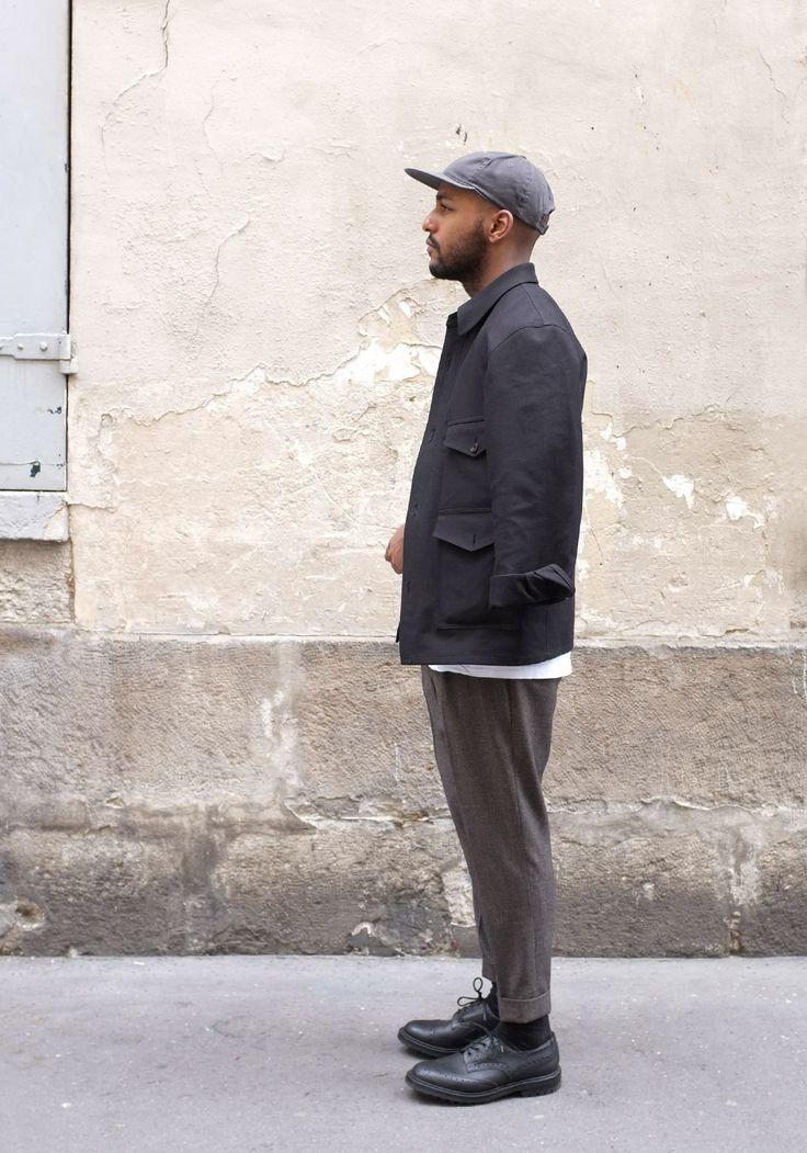 Enigineered Garments x Tricker x Field Jacket
