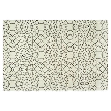 Check out this item at One Kings Lane! 4'x6' Thom Filicia Jasper Rug, Sage