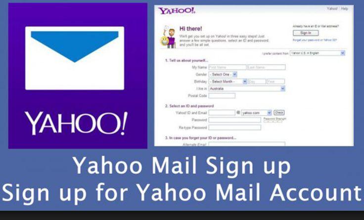 Yahoo Mail Sign Up - Accessing Yahoo Mail Account - Macnob
