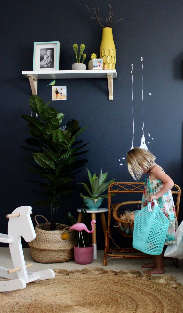 Pantone s colour of the year 2017 greenery in kids rooms - Pantone Greenery Simple Interior Styling Tips For Kids Bedrooms