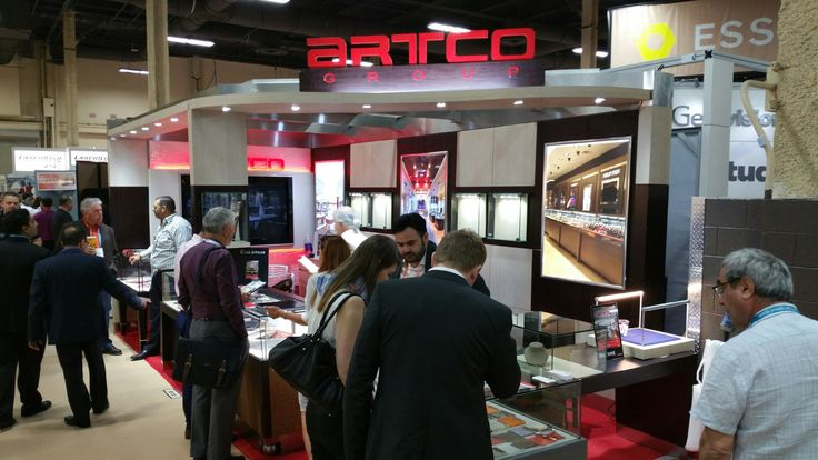 A Huge Thank you to everyone who came by our Booth. We had a wonderful time.  See you next year at JCK Las Vegas 2016!