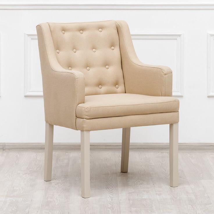Мягкий стул Edward - Стулья, скамейки, табуретки - Кухня и столовая - Мебель по комнатам My Little France