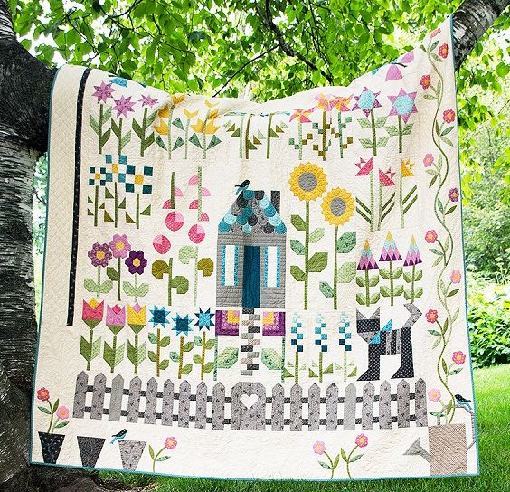 Quilter's Patch Book :: Edyta Sitar for Laundry Basket Quilts
