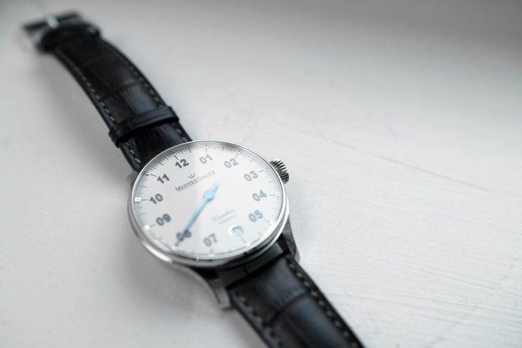 Uhren von MeisterSinger - FASHIONBOXX