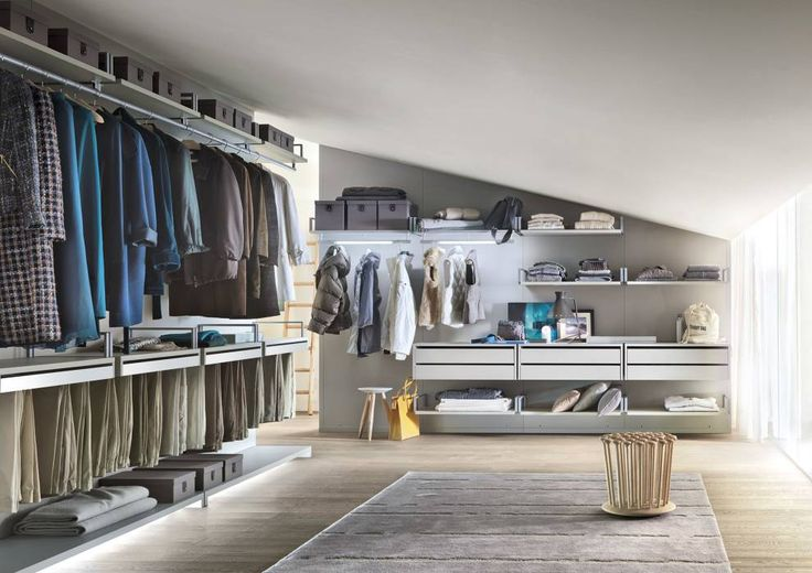 Campbell Watson: modern tarz Giyinme Odası