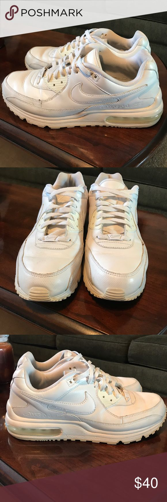 Nike Air Max Wright, 12 Men's Nike Air Max Wright, size 12. Used but still in great condition Nike Shoes Sneakers