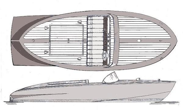 ... Small Wooden Runabout Boat Plans model speed boat plans free download
