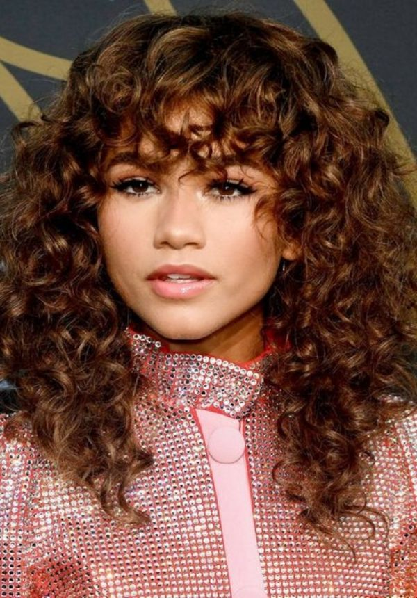 60 Charming Curly Hairstyles For All Hair Lengths 2021 Curly Hair Trends Curly Hair Styles Curly Hair Styles Naturally