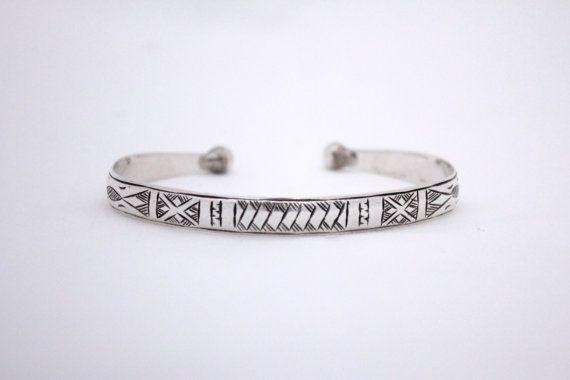 VIntage Moroccan Berber Bracelet