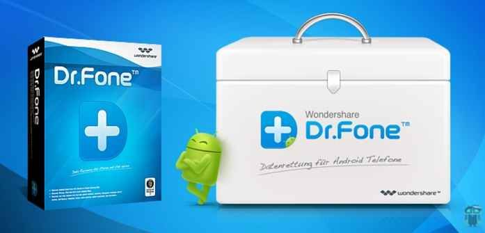 dr fone for android by wondershare indir