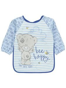 Character baby Bibs Online: Tatty Teddy Bib With Sleeves – Novelty-Characters