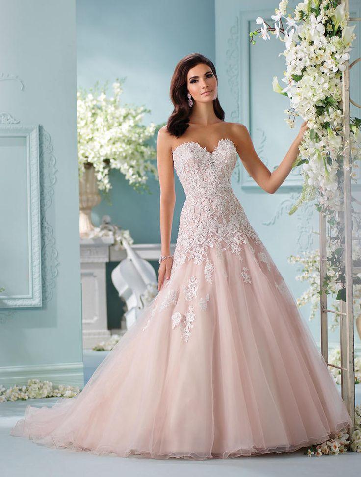 709 best Menyasszonyi ruhák (színes) - Color Bridal Gown images on ...