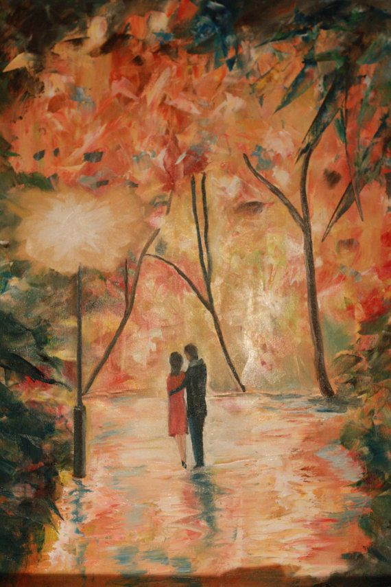 Randez vous. Original oil painting on canvas  Size: от TimanovArt